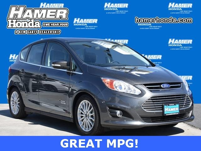 Pre Owned 2016 Ford C Max Energi Sel