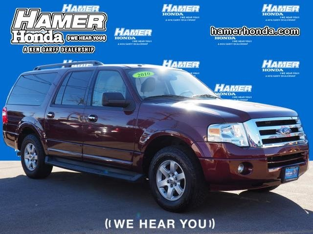 Pre-Owned 2010 Ford Expedition EL XLT