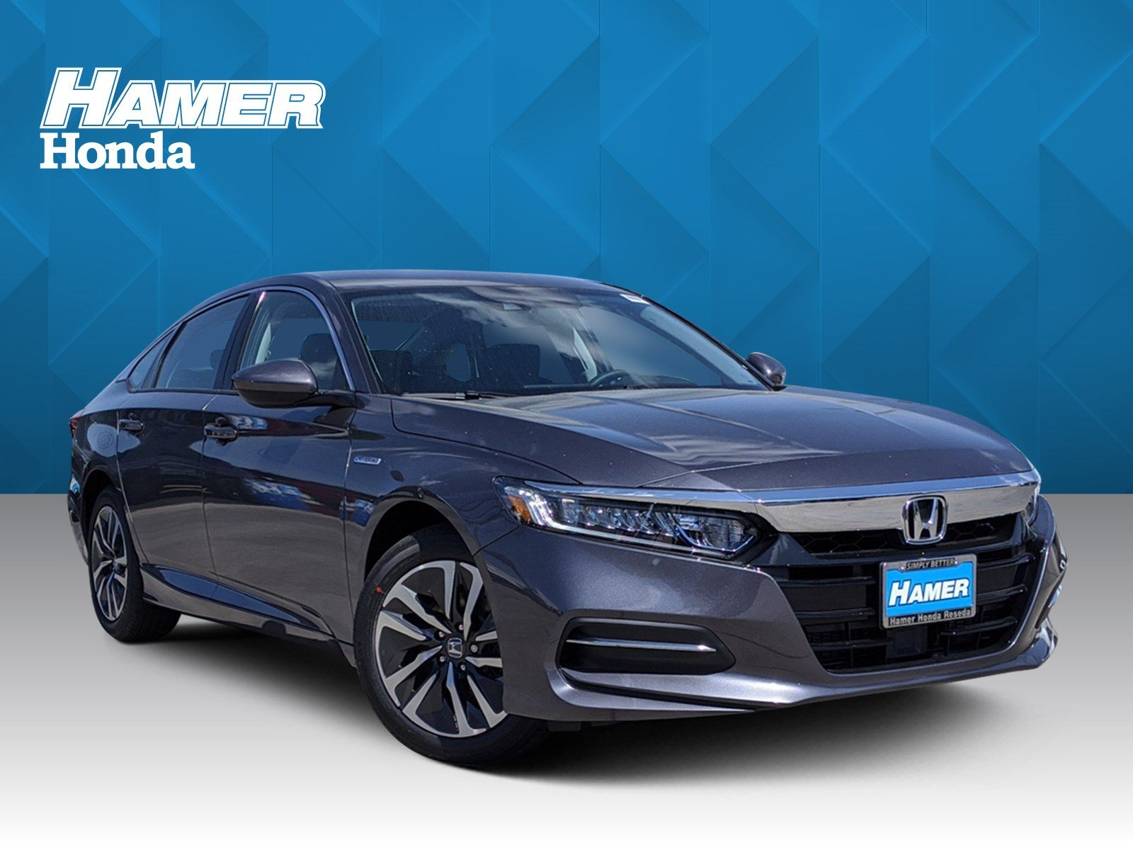 New 2020 Honda Accord Base
