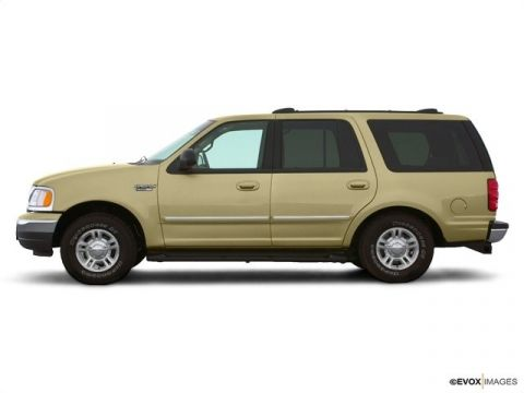 Pre-Owned 2000 Ford Expedition XLT