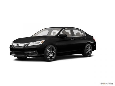 Certified Pre-Owned 2017 Honda Accord Sedan Touring