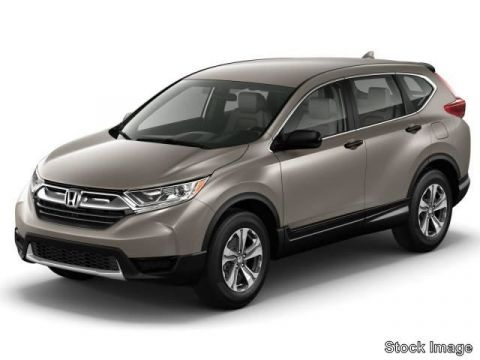 New 2019 Honda Cr V Lx