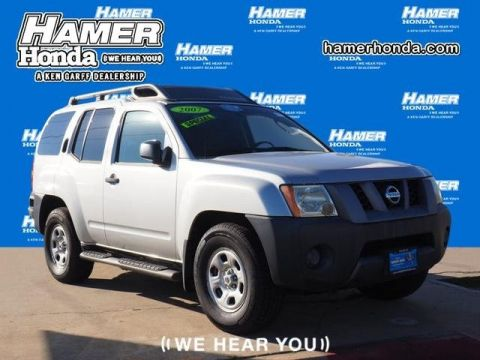 Pre-Owned 2007 Nissan Xterra X